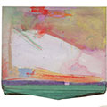 Saul Leiter Painted Art Paper Cover Board