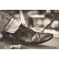 Saul Leiter Photograph of Shoe