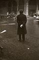 Saul Leiter Photograph, Doorman