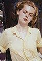 Saul Leiter Color Photograph, Dottie Weaver