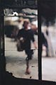 Saul Leiter Color Photograph, The Shopper